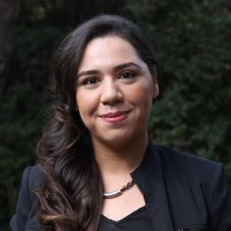 Carolina Acosta, miembro del staff Académico de OMAPA