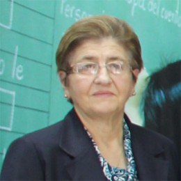 Ester González de Noguera, miembro de la comisión directiva de OMAPA.