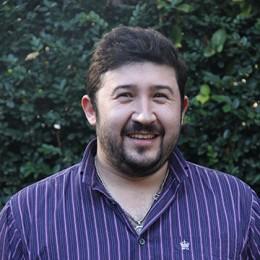 Jorge Robertti, delegado de Canindeyú - OMAPA