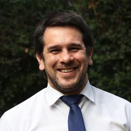 Daniel Trinidad, coordinador de Gestión - OMAPA