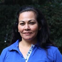 Emilce Centurión, departamento de Gestión - OMAPA