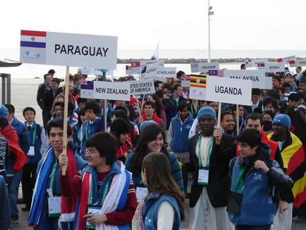 Omapa en Olimpiadas Internacionales