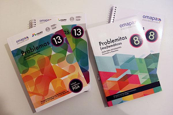 Llibros de Problemas OMAPA 2016