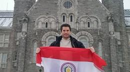 Andres Codas - exolimpico de OMAPA